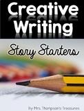 Creative Writing Story Starters