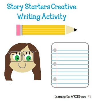 Creative Writing Story Starters Group Activity