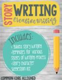 Creative Writing - Story Writing Templates