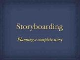 Creative Writing Storyboard / Story Map