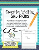 Creative Writing Sub Plans: Create-a-Story