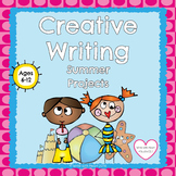 Creative Writing Summer Projects