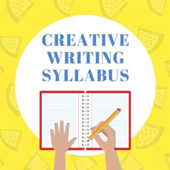 Creative Writing Syllabus