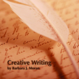 Creative Writing-Teacher Manual-Lesson Plans, Class Notes, Assessments, PPT's
