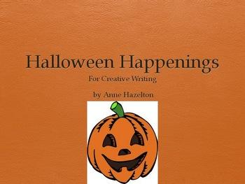 Creative Writing Topics for Halloween