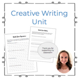 Creative Writing Unit