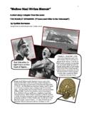 Short Story Satire: War Humor as Creative Writing