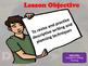 Animal Instinct Lesson 1 - Using Descriptive Writing Techniques
