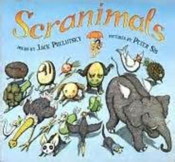 Creative Writing Using Scranimals: By Jack Prelutsky