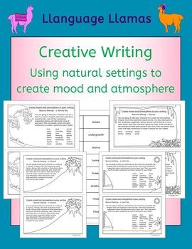 Creative Writing: Using natural settings to create mood an