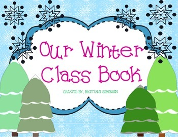 Creative Writing: Winter Class Book