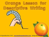 Teaching Writing With Details