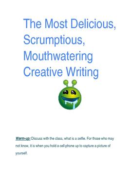 Creative Writing : Word Selfie/ Character Description