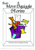 Creative Writing Workbook 3 - Even More Squiggle Stories