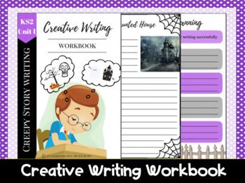 Creative Writing Workbook: Creepy Story Writing
