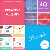 Creative Writing Worksheet Set