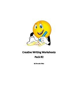 Creative Writing Worksheets Pack #2