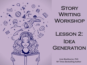 Creative Writing Workshop Lesson 2: Freewriting and Idea Generation