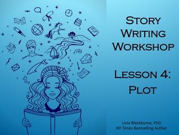 Creative Writing Workshop Lesson 4:  Plot