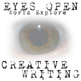 Creative Writing - World Explore Eyes Open Activity