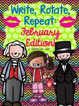 Creative Writing: Write, Rotate, Repeat- February Edition