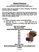 "Creative Writing: Write Your Own Version of ""A Turkey Spoke"" Poem"