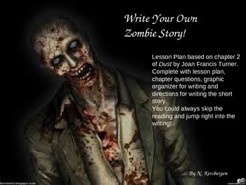 Creative Writing: Write Your Own Zombie Story