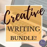 Creative Writing and Journal Writing BUNDLE