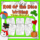 Roll of the Dice Creative Writing {Year Round}