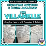 Creative Writing and Poem Analysis: The Villanelle