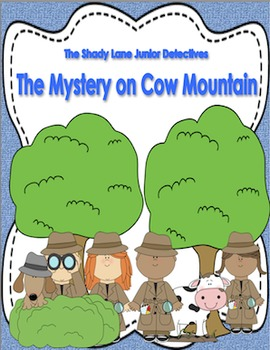 Reading Comprehension passages and questions The Mystery on Cow Mountain