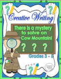 Morning Work  Reading Comprehension The Mystery on Cow Mountain