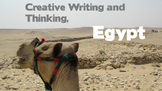 Creative Writing and Thinking, Egypt Gr. 1-8