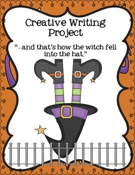 """Creative Writing """"...and that's how the witch (or goblin)"""