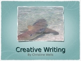 Creative Writing for 11-14 year olds