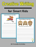 Creative Writing for Smart Kids