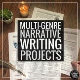 Creative Writing for Teens: Multiple Genres of Fiction/Narrative Assignments