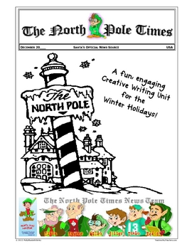 Creative Writing for Winter - The North Pole Times Newspaper