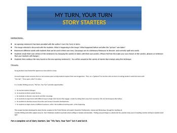 Creative Writing free sample B