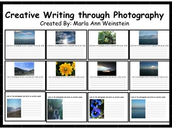 Creative Writing through Photography