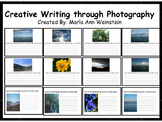 Creative Writing through Photography