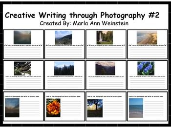 Creative Writing through Photography #2