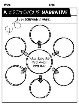 Creative Writing using The Mischievians - Narrative Writing - William Joyce
