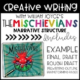 Creative Writing using The Mischievians - Narrative Writing - William Joyce