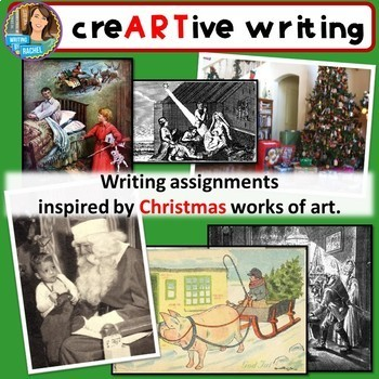 Picture Prompts: Creative Writing with Christmas Prompts