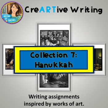 Creative Writing with Hanukkah Prompts