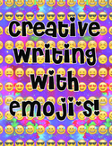 Creative Writing with Emoji Activity
