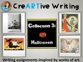 Picture Prompts: Creative Writing with Halloween Prompts