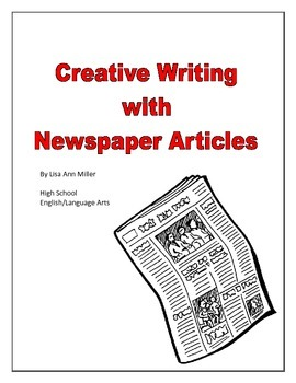 Creative Writing with Newspapers