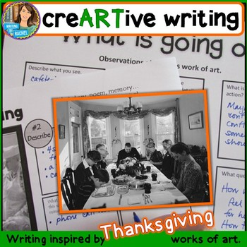 Creative Writing with Thanksgiving Prompts